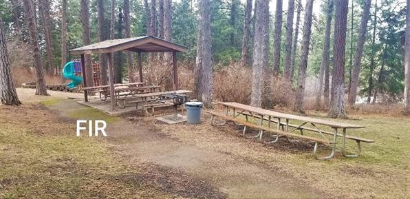 Kamiak Butte County Park Fir Shelter