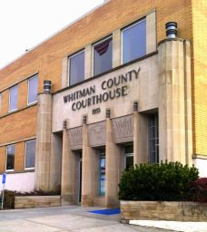 Whitman County Courthouse
