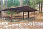 Kamiak Butte County Park Larch Shelter